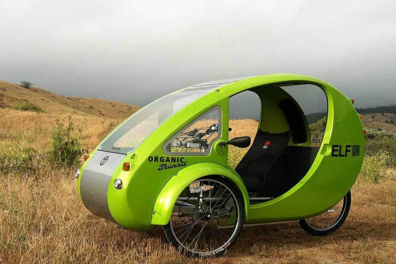 """Esta bicicleta eléctrica solar es una opción con la cual puedes """"quemar calorías"""" y proteger el planeta al mismo tiempo."""