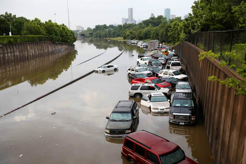 La actividad humana y el no contar con medidas de construcción empeorará la problemática de inundaciones en el estado de Texas.