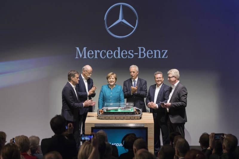 La construcción de la megafábrica de Mercedes-Benz no generará emisiones de CO2 y contará con un planta fotovoltaica.