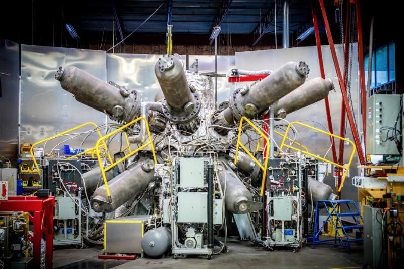 El reactor nuclear podría generar energía ilimitada y sin emisiones de CO2.