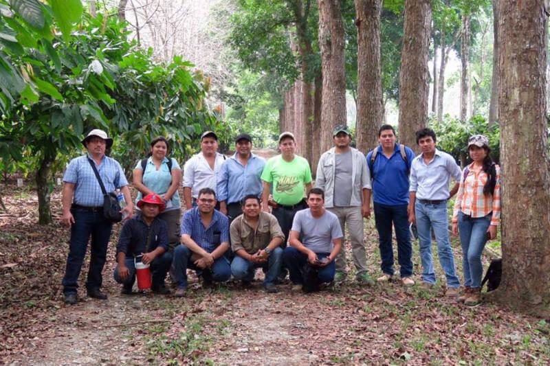 La organización guatemalteca se preocupa por la conservación de recursos naturales de cuatro áreas protegidas importantes - Foto por Defensores de la Naturaleza / Facebook