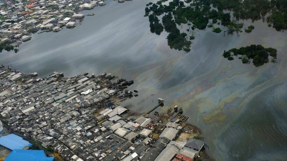 Ciudades africanas se ven amenazadas por el cambio climático debido a su ubicación geográfica