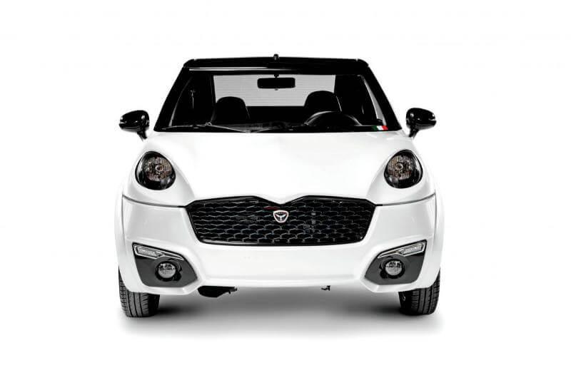 El vehículo es de dos plazas, contará con una autonomía de 160 kilómetros y la batería tendrá una garantía de cinco años.