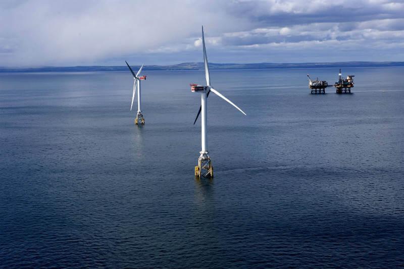 Se espera que el proyecto de desarrollo tecnológico, Hywind, brinde energía a 20,000 hogares.