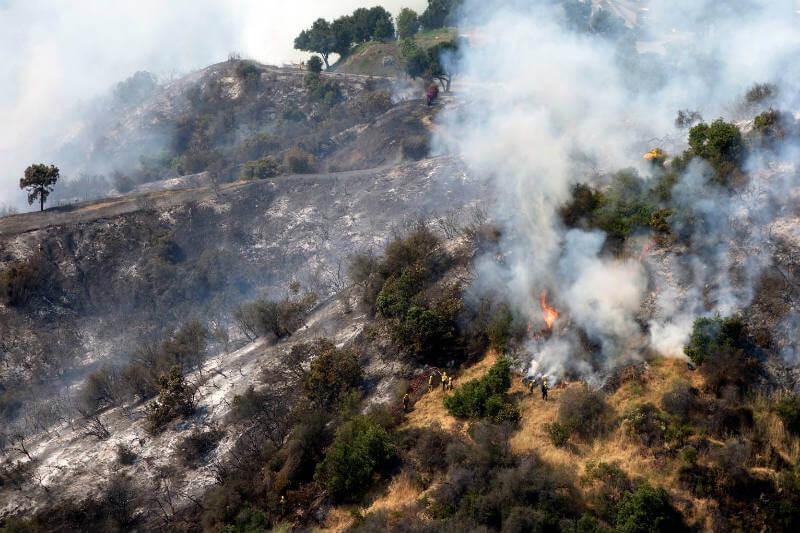 Un estudio muestra que el total de hectáreas consumidas por incendios, en las Grandes Llanuras, en Norteamérica, aumentaron un 400% en los últimos 30 años.
