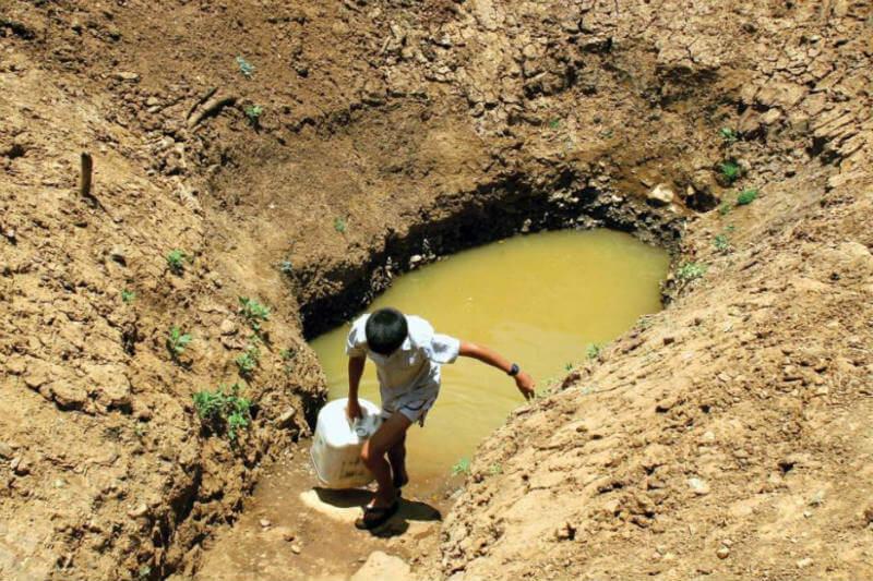 Ministros de la región de África del Norte expusieron en una conferencia los proyectos que están llevando a cabo para enfrentar la problemática de la escasez de agua.