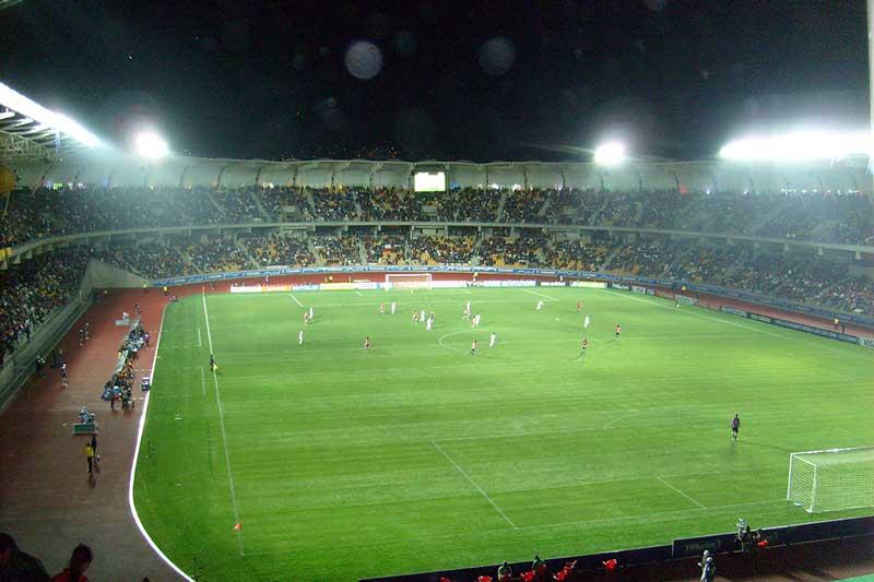 El Estadio Francisco Sanchez Rumoroso quiere empezar a utilizar energía renovable