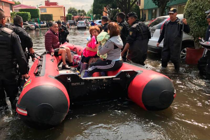 Los bonos de catástrofe proporcionados por el Banco Mundial equivalen al 71% de la producción económica del país considerada en riesgo.