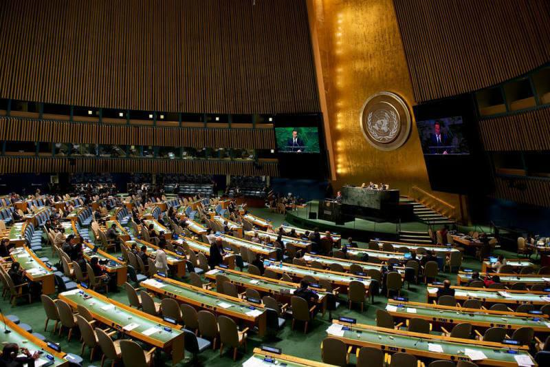 Otros temas a tratar, aparte del calentamiento global, son el Acuerdo de París, el acuerdo nuclear de Irán y la violencia que se vive en Birmania.