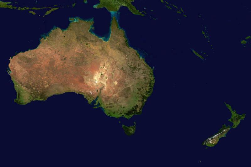 El aumento de la frecuencia de registros de calor en Australia ya ha sido vinculado al cambio climático y ahora un estudio lo demuestra.