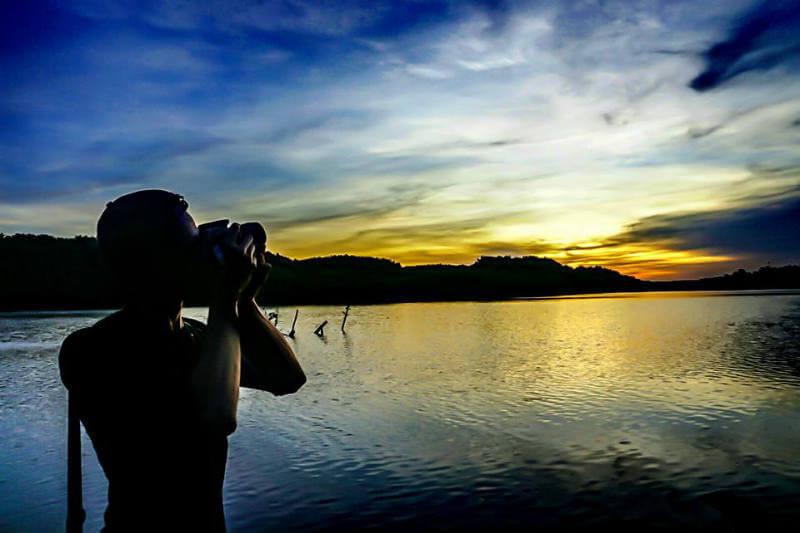 El documental, dirigido por Ronald Blandón, nos invita a reflexionar sobre nuestras acciones que dañan al medio ambiente al brindarnos un claro ejemplo de lo que sucede en su país - Foto por Diego Fernando Herrera / Extinción / Facebook