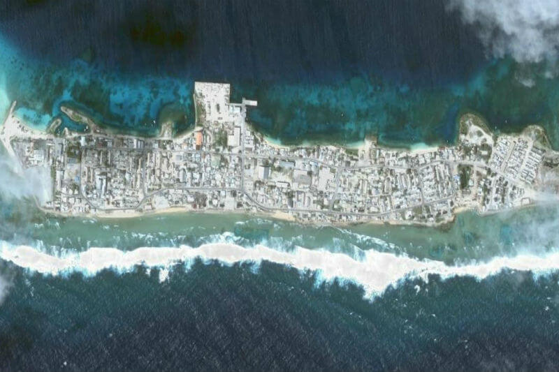 Informe del Banco Mundial muestra que el cambio climático impactará gravemente las islas del Pacífico y por ello necesitan de ayuda internacional.