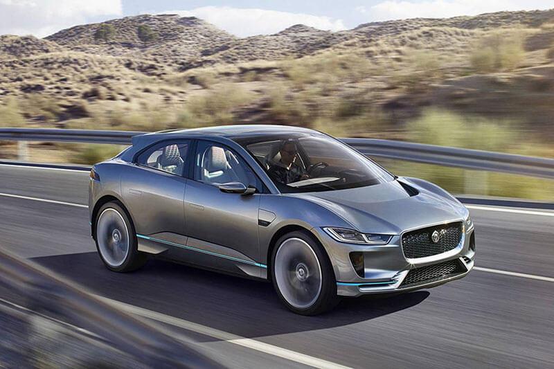 Jaguar y LandRover se comprometen a sólo fabricar autos eléctricos o híbridos para 2020