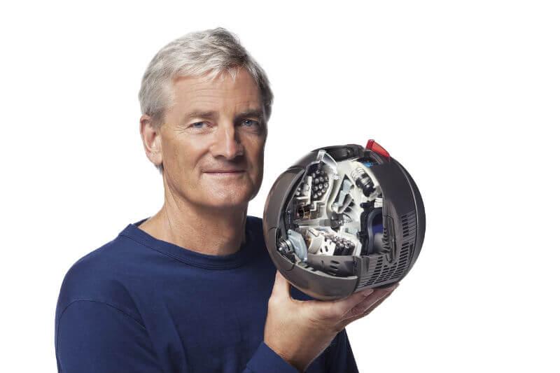 La empresa de James Dyson ya cuenta con los diseños de la batería del nuevo auto completamente eléctrico, el cual estará listo para 2020.