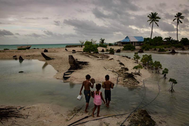 El fenómeno será el tema central en el Foro de las Islas del Pacífico que se celebrará esta semana en la capital de Samoa.