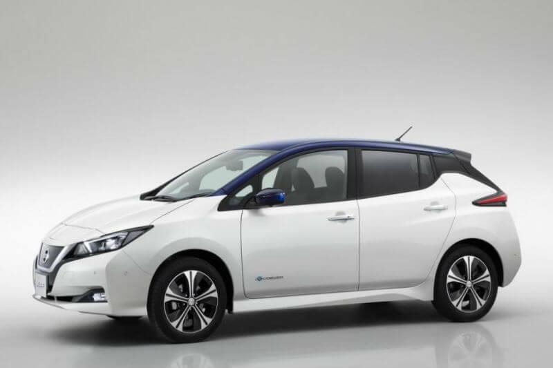 Nissan presenta nuevo auto eléctrico que cuenta con tecnología de última generación y baterías que se cargan de forma rápida.