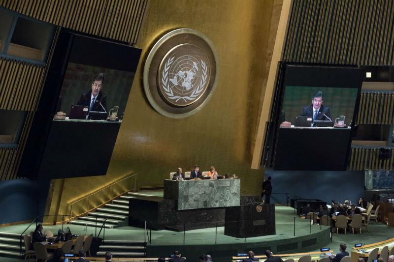 Gobernadores estadounidenses aprovechan las reuniones para asegurarle a los otros países que siguen comprometidos con los objetivos del Acuerdo de París.