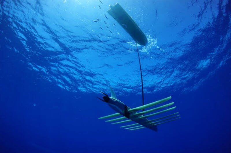 El sistema Océano Digital proporciona información sobre el cambio climático mediante la tecnología móvil para vincular buques y sensores en la costa.