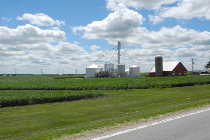 Empresas quieren conocer el impacto ambiental de sus cadenas de suministro. Los investigadores usaron un el maíz para mostrarlo.