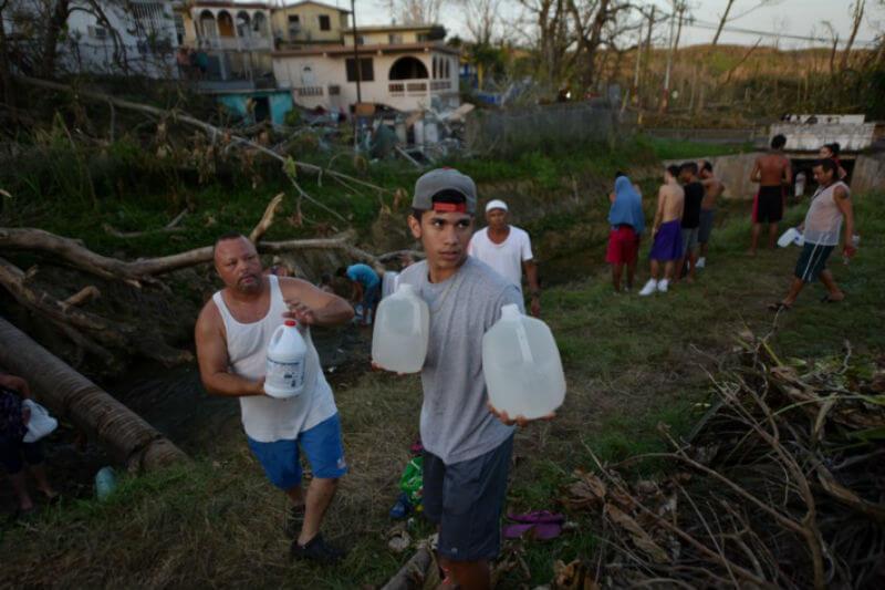 ¿Cómo manejará el Congreso la crisis que se vive en Puerto Rico? ¿Se asignarán equitativamente los fondos, entre la isla, Florida y Texas?