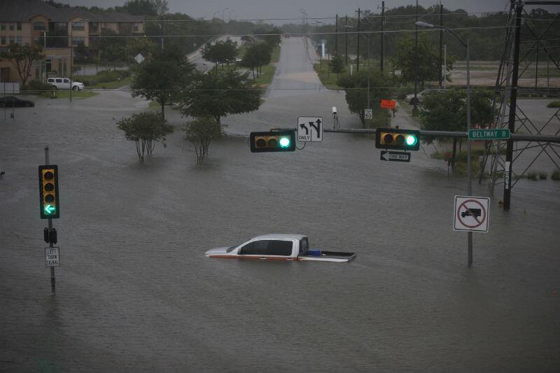 Los científicos están utilizando satélites para ubicar áreas propensas a inundaciones a causa del aumento del nivel del mar y huracanes más peligrosos.