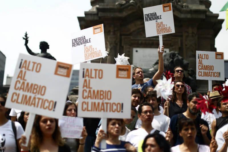 """""""América Latina tiene un PIB muy bajo, en promedio, y tiene una preocupación muy alta respecto al medio ambiente a pesar de ello"""", Marta Lagos."""