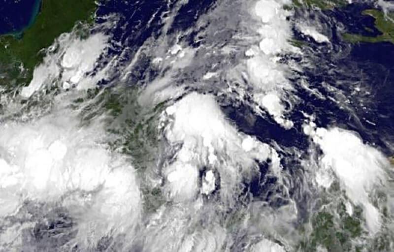 Tormenta tropical Nate llega a Centroamérica