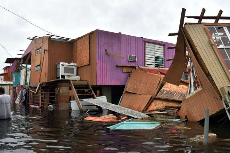 """Según Craig Fugate, las áreas propensas a inundaciones no pueden ser """"reconstruidas en base al pasado"""", hay que """"construir con base a riesgos en el futuro""""."""