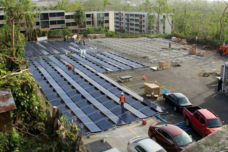 El Hospital del Niño ya cuenta con el primer sistema de energía solar con almacenamiento y puede generar y almacenar hasta 500 kilovatios de electricidad.