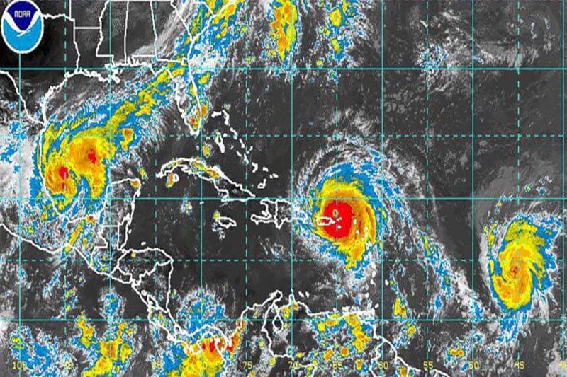 La temporada de huracanes del 2017 ha sido una de las peores