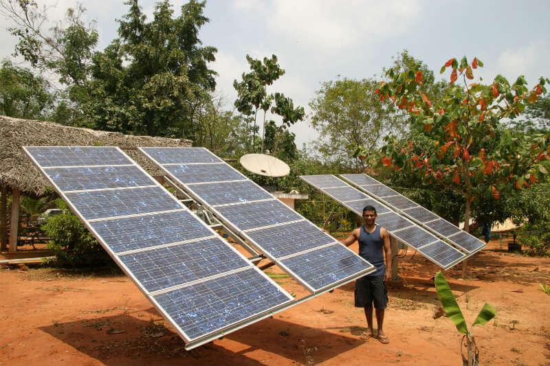 El Gobierno del país presentó un plan de $2,500 millones con los que proveerá paneles solares y baterías de manera gratuita o a muy bajo coste.