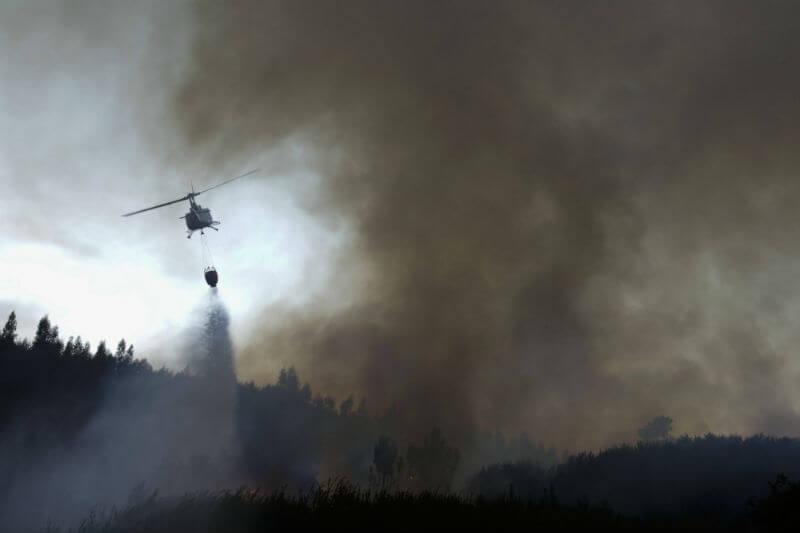 Gobierno portugués prolongó hasta el 15 de octubre el período crítico de incendios forestales que normalmente concluye el 30 de septiembre.