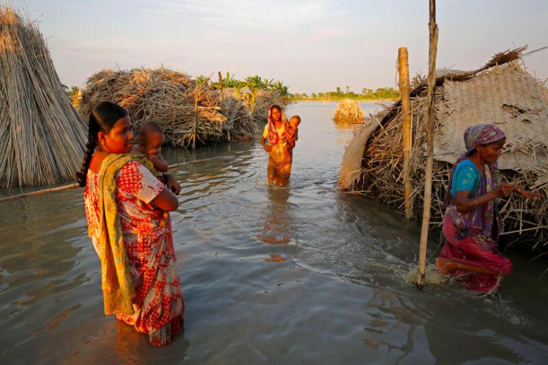 Nuevo informe indicó que entre 2015 y 2030, el 40% de las pérdidas económicas mundiales por desastres climatológicos ocurriría en la región Asia-Pacífico.