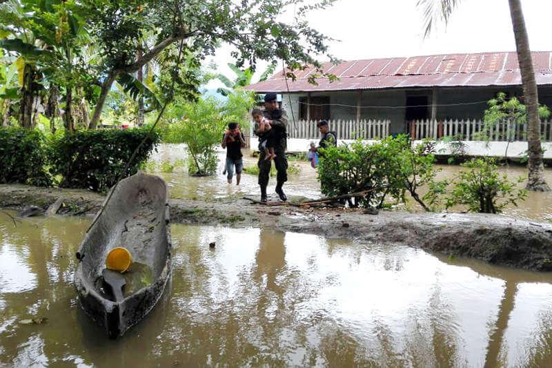 La temporada de lluvias ha dejado 28 víctimas, 368,694 afectados, carreteras, puentes y escuelas dañadas en varios departamentos del país.