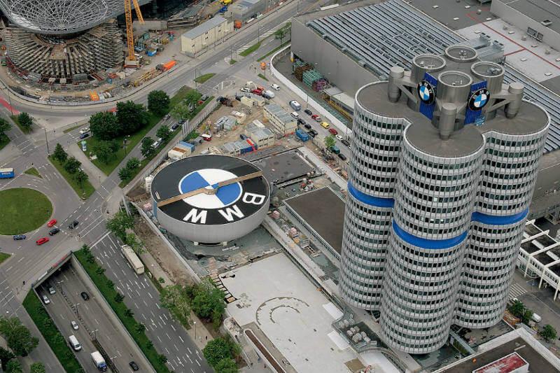 El 63% de consumo de energía por BMW en 2016 fue generada a partir de fuentes renovables, por lo que pretende en cuatro años llegar al 100%.