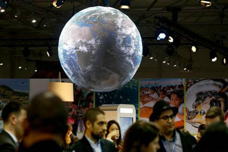 A medida que inicia la 23 ° conferencia climática anual de la ONU, delegados luchan para llenar el vacío de poder climático dejado por los Estados Unidos.