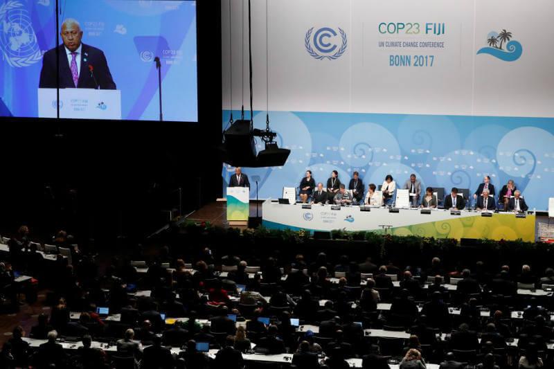 Los acuerdos climáticos son difíciles de conseguir, por eso los organizadores quieren enviar una señal a los negadores de que el cambio climático es real.