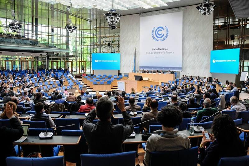 Defensores marinos estarán presentes para argumentar que las protecciones oceánicas juegan un papel crucial en la lucha contra el cambio climático.