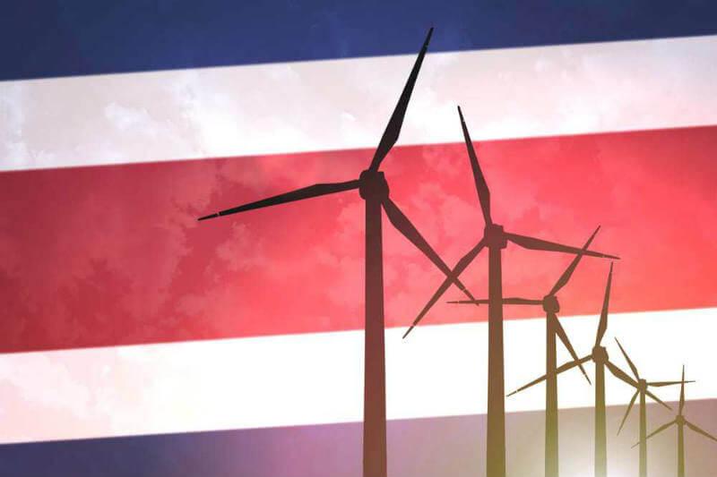En 2017, la producción de energía renovable cubrió el 99.62 % de las necesidades de electricidad del país.