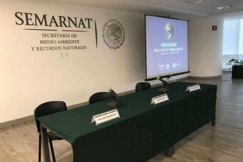 Amparo Martínez (INECC) señaló la importancia de informar avances en acuerdos ante el cambio climático para que la sociedad sea partícipe en las acciones.