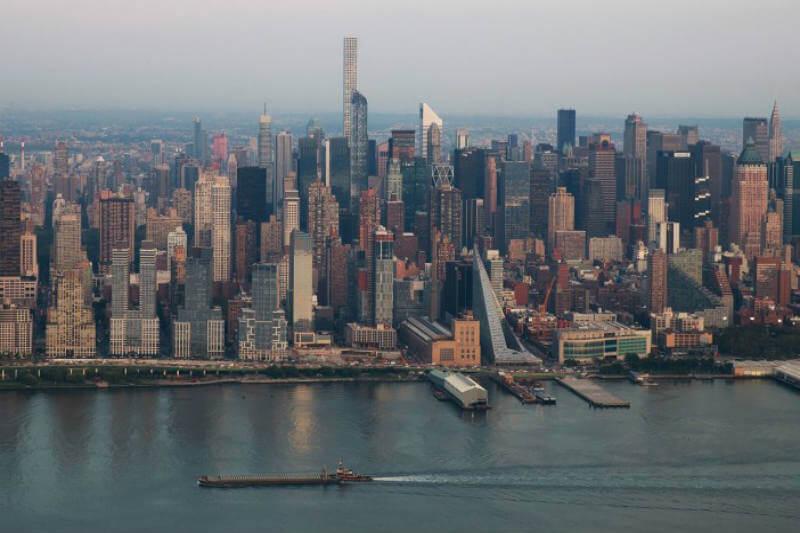 La ciudad estadounidense tiene un riesgo creciente de inundaciones por mareas tormentosas a medida que el nivel del mar aumenta.