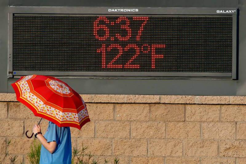 Datos de la Organización Meteorológica Mundial confirman que en lo que va del año, se continuará una tendencia de temperaturas récord en todo el mundo.