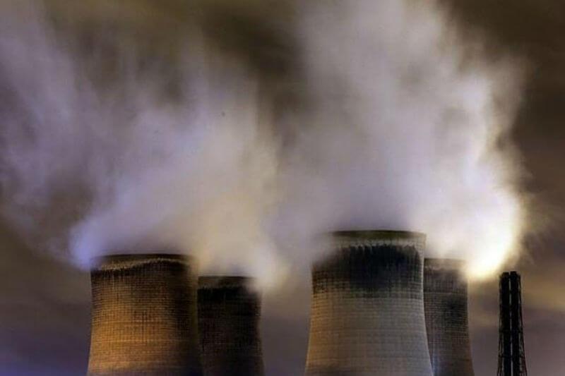 La generación de energía a carbón ha disminuido en un 80% en cuatro años gracias al impuesto.