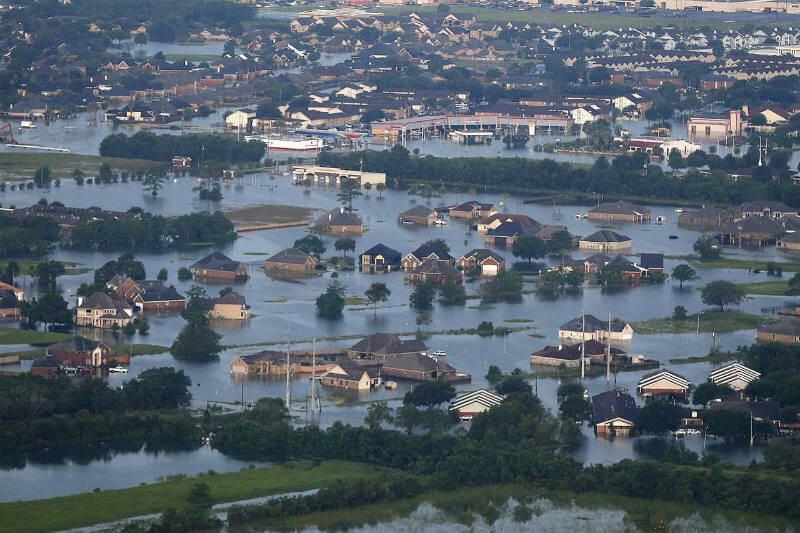 Nuevo estudio sugiere que los eventos extremos de inundación solo serán más frecuentes a medida que el planeta continúe calentándose.