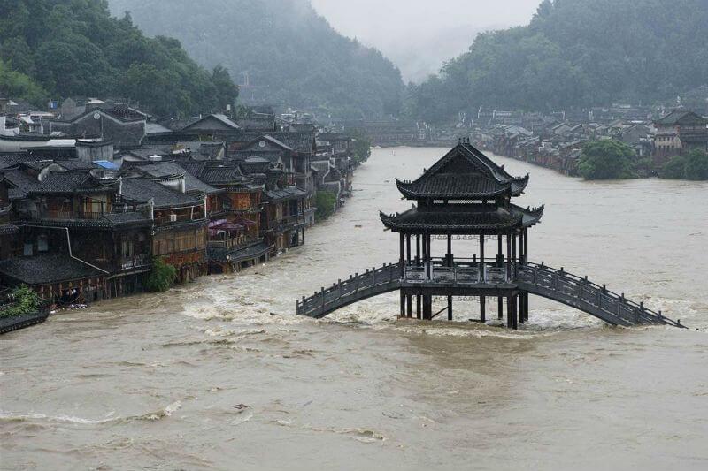 Nuevo estudio sugiere que largos períodos de clima frío y seco ayudaron a generar epidemias en la antigua China y en la época premoderna.