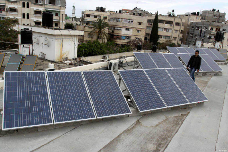 La Franja de Gaza tendrá tres nuevas plantas de energía solar en funcionamiento en abril del próximo año gracias a la firma estadounidense Samaha.