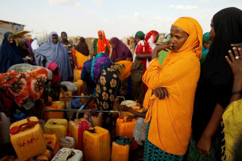 """Según un informe del Banco Mundial, las sequías tienen impactos """"sorprendentemente grandes"""" que pueden durar por generaciones."""