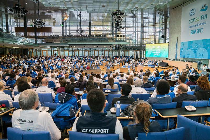 Varios países demostraron su avance en acciones de mitigación y adaptación previo al 2020, aunque se requiere hacerlo con más urgencia y mayor ambición.