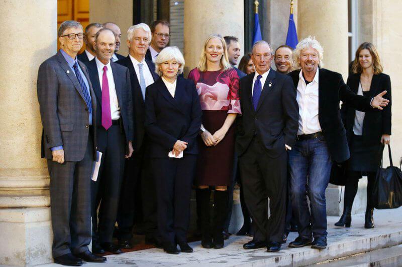 Líderes mundiales, celebridades, compañías y ecologistas atendieron a la cumbre para mantener el impulso en los esfuerzos para frenar el calentamiento global.