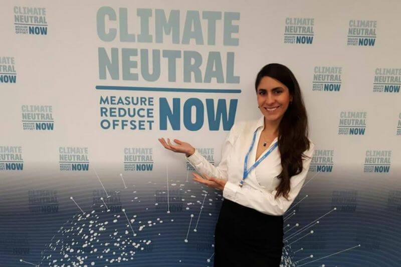 El compromiso de Diana para tener un planeta más limpio es fuerte, le ha permitido desarrollar proyectos de energía renovable para construir un México mejor.